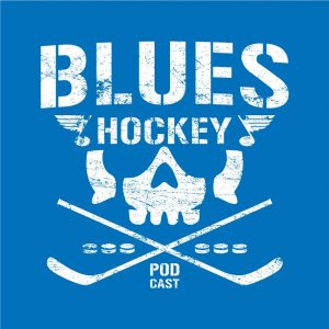 Blues Hockey Podccast - GameTime Edition